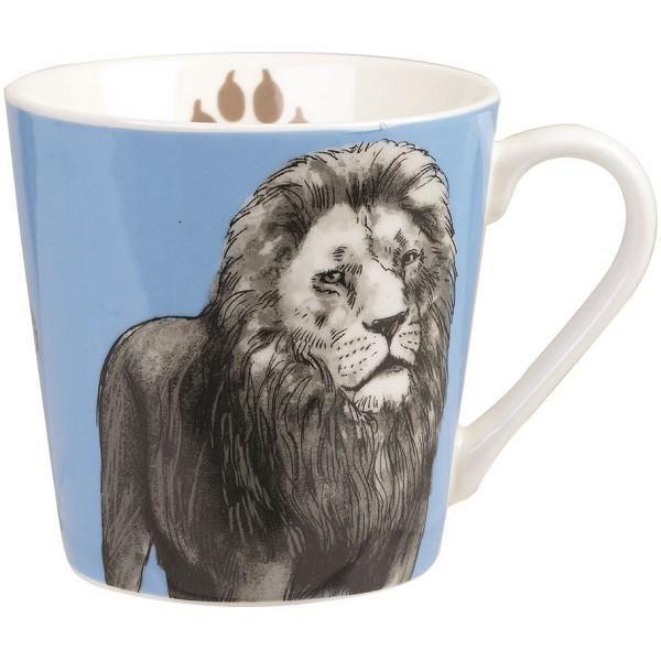 Churchill Porcelánový hrnek Kingdom Lion