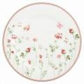 Jídelní talíř Camille white 25 cm
