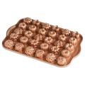 Nordic Ware Forma na vánoční cukroví, čokoládu