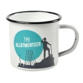 Smaltovaný hrnek The Allotmenteer Mug
