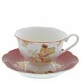 Jasmine Cup & Saucer, šálek s podšálkem