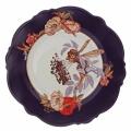 Dekorativní talířek Elderberry