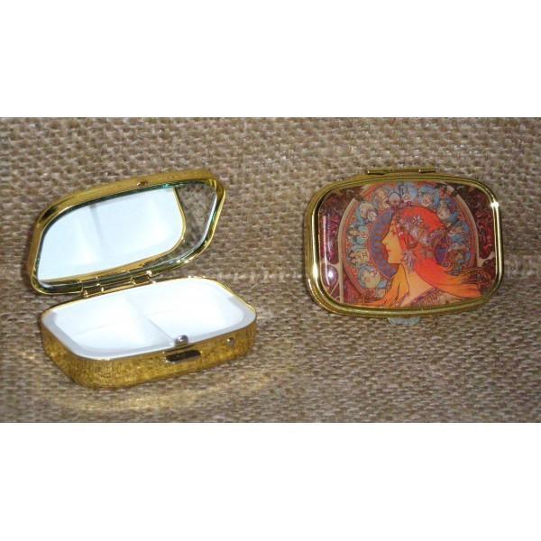 Fridolin lékovka Mucha - Zodiak se zrcátkem