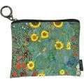 Peněženka mini - Klimt - Zahrada