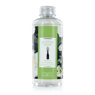 Ashleigh & Burwood Náplň do difuzéru JASMINE & TUBEROSE (jasmín a tuberóza) 150 ml