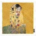 Hedvábný šátek The Kiss Gold Gustav Klimt