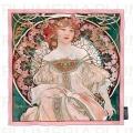 Hedvábný šátek Réverie Alfons Mucha