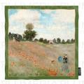 Hedvábný šátek Poppies near Argenteuil Claude Monet