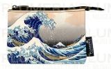 Peněženka mini The Great Wave of Kanagawa Katsushika Hokusai