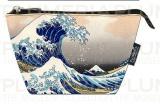 Kosmetická taštička The Great Wave of Kanagawa Katsushika Hokusai