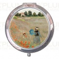 Kosmetické zrcátko Poppies near Argenteuil Claude Monet