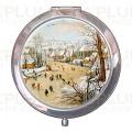Kosmetické zrcátko Winter Landscape Pieter Bruegel the Elder