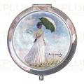 Kosmetické zrcátko Women with Parasol Claude Monet