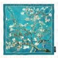 Hedvábný šátek Almond Blossom Vincent Van Gogh