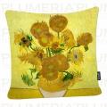 Povlak na polštář Sunflowers Vincent Van Gogh