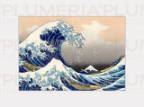 Reprodukce obrazu The Great Wave of Kanagawa Katsushika Hokusai