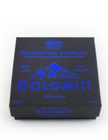 Saponificio Varesino Dolomiti - 100% přírodní mýdlo na obličej a tělo 150 g