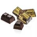 Čokoládová cihlička zlatá extra hořká 75% 185g