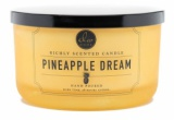 VONNÁ SVÍČKA VE SKLE ANANASOVÝ SEN - PINEAPPLE DREAM, 14,8OZ
