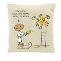Bio Vonný organický sáček Der kleine Yogi - Slunce by mělo pro tebe vždy svítit