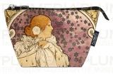 Kosmetická taštička La Dame Aux Camelias Alfons Mucha