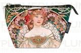 Kosmetická taštička Réverie Alfons Mucha