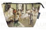 Kosmetická taštička The Ballet Class Edgar Degas