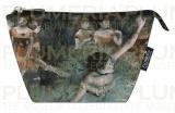 Kosmetická taštička The Green Dancer Edgar Degas