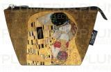 Kosmetická taštička The Kiss Gustav Klimt