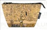 Kosmetická taštička The Tree of Life- Strom života Gustav Klimt