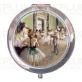 Kosmetické zrcátko The Ballet Class Edgar Degas