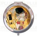 Kosmetické zrcátko The Kiss Klimt