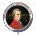 Kosmetické zrcátko Wolfgang Amadeus Mozart Barbara Krafft