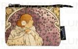 Peněženka mini La Dame Aux Camelias Alfons Mucha