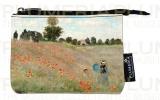Peněženka mini Poppies near Argenteuil Claude Monet