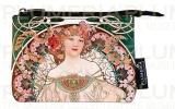 Peněženka mini Reverie Alfons Mucha