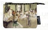 Peněženka mini The Ballet Class Edgar Degas