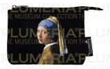 Peněženka mini The Girl a Pearl Earring Jan Vermeer