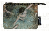 Peněženka mini The Green Dancer Edgar Degas