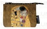 Peněženka mini The Kiss Gustav Klimt