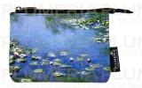 Peněženka mini Waterlilies - Lekníny Claude Monet