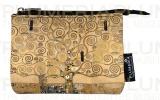 Peněženka mini The Tree of Life- Strom života Gustav Klimt