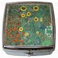 Lékovka Garden with Sunflowers - Zahrada Gustav Klimt
