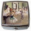 Lékovka The Ballet Class Edgar Degas
