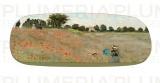 Pouzdro na brýle s utěrkou Poppies near Argenteuil Claude Monet