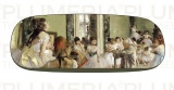 Pouzdro na brýle s utěrkou The Ballet Class Edgar Degas