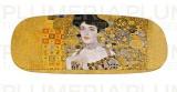 Pouzdro na brýle s utěrkou Adele Gustav Klimt