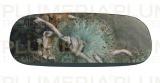 Pouzdro na brýle s utěrkou The Green Dancer Edgar Degas