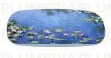 Pouzdro na brýle s utěrkou Waterlilies - Lekníny Claude Monet