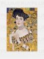 Reprodukce obrazu Adele Bloch - Bauer I Gustav Klimt